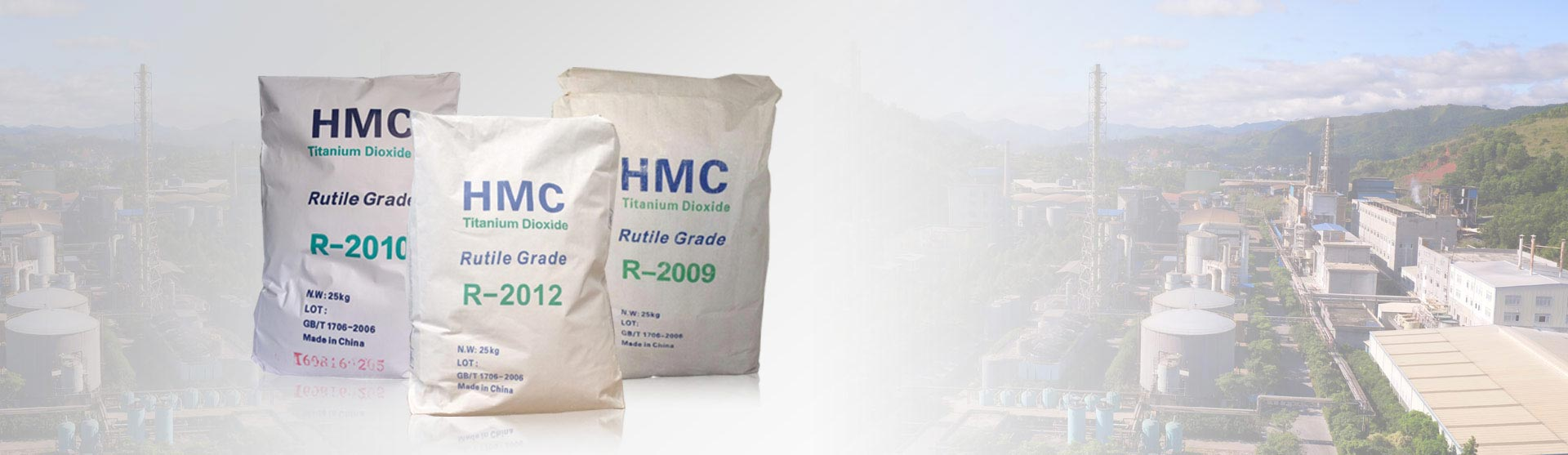 TITANIUM DIOXIDE IN HIGH QUALITY